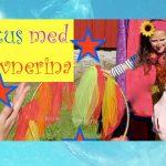 Ons 24/1: Klovnerinas magiske sirkusablegøyer, klokka 10 og 12